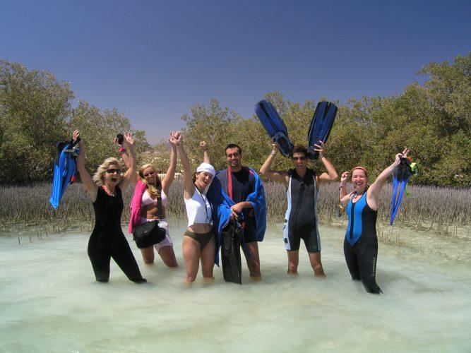 sznorkeling